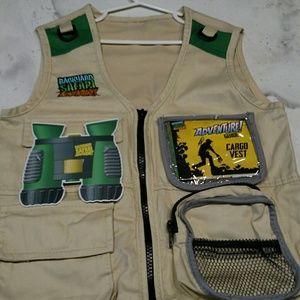 Other - Brand New Backyard Safari Adventures Vest